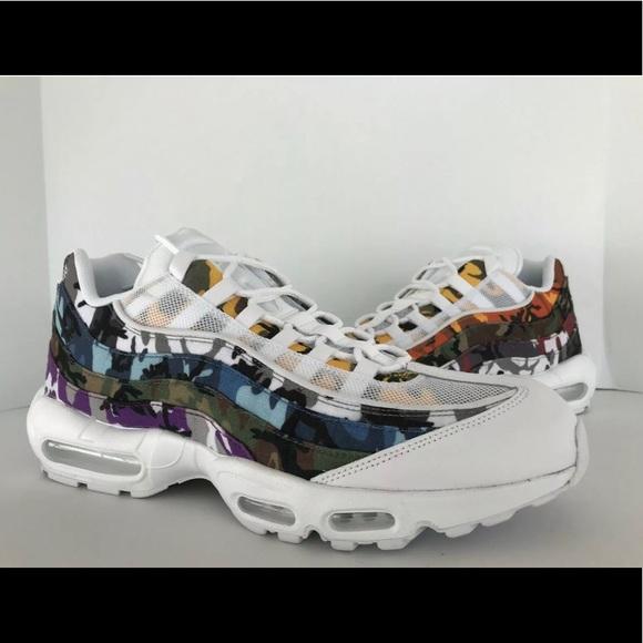 d48fe19687 Nike Shoes   Air Max 95 Erdl Party Mens Sz 15 Ar4473 100   Poshmark